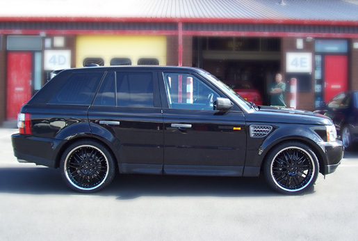 Range Rover Sport supercharged bmw wheels veloce xs