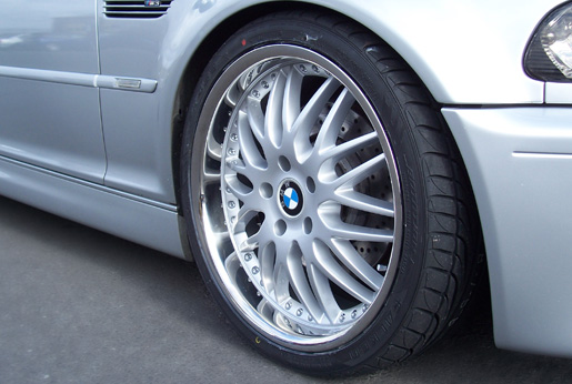 BMW Wheels and Tyre packages